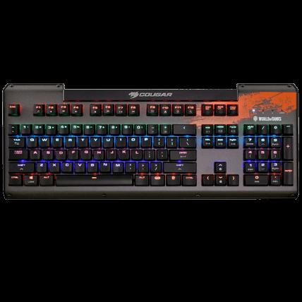 Клавиатура Cougar Ultimus RGB World of Tanks