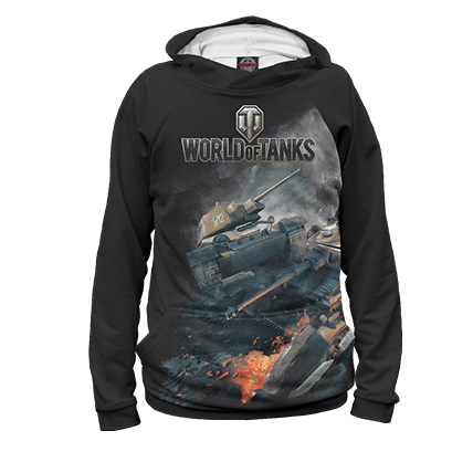 Худи World of Tanks
