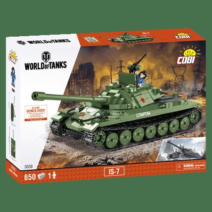 Конструктор ИС-7 World of Tanks