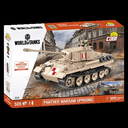 Конструктор Panther World of Tanks