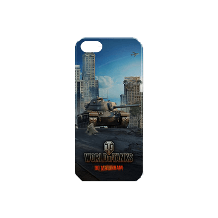Чехол WoT для iPhone 4 «Вторжение»