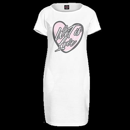 Платье WoT is love