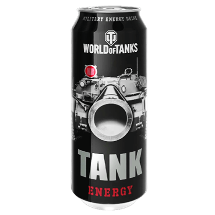 Энергетический напиток WOT TANK Energy