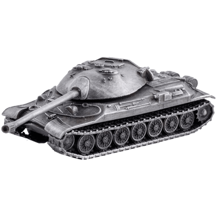 Танк ИС-7 без подставки (1:100)