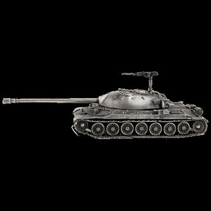 Танк ИС-7 без подставки (1:72)