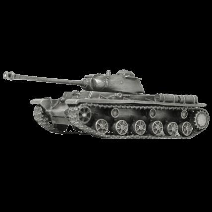 Танк КВ-1С без подставки (1:72)