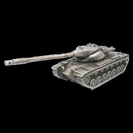 Танк Т-57 Heavy Tank без подставки (1:72)