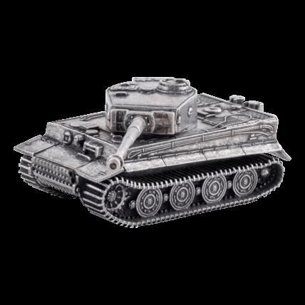 Танк Tiger I без подставки (1:72) WoT