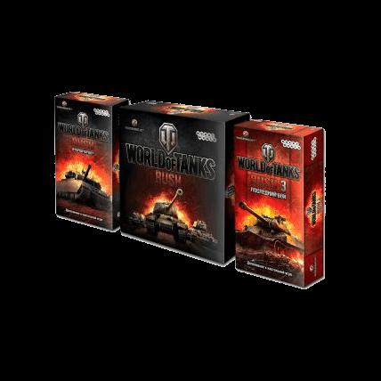 World of Tanks: Rush. Третий фронт