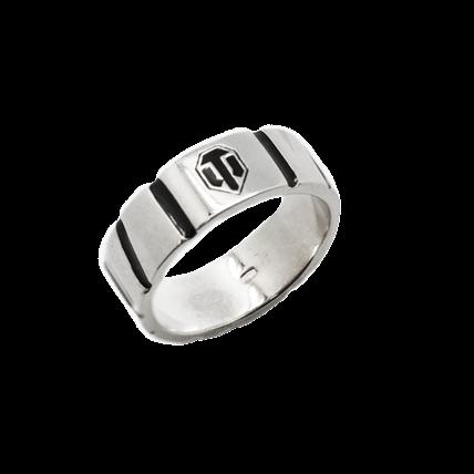 Кольцо WoT с гравировкой