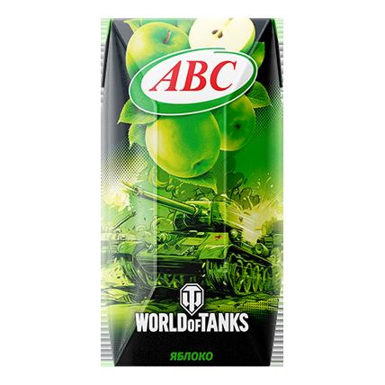 Нектар World of Tanks яблочный 0.2л