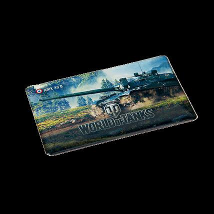 Магнит виниловый WOT-AMX 30 B