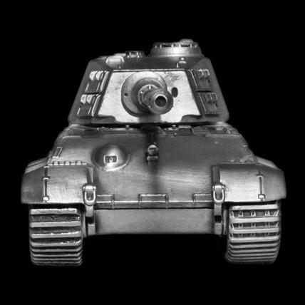 Модель танка Тигр II (1:72) без подставки