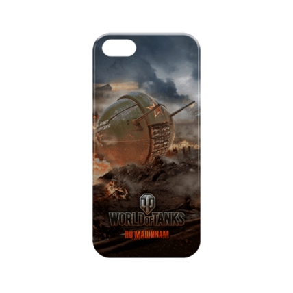 Чехол для iPhone 6/6S «Шаротанк» World of Tanks
