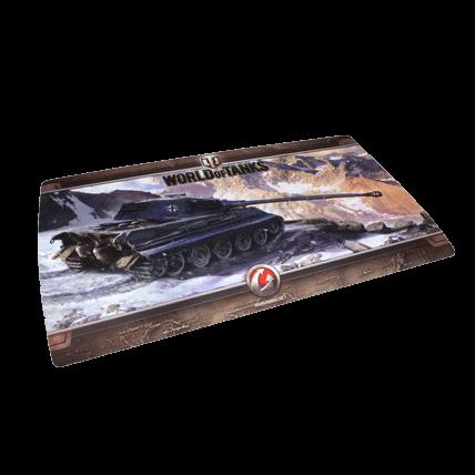 """Мат настольный для мыши """"PzKpfW VIB Tiger II"""" в подарочной упаковке"""