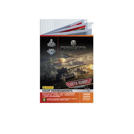 Стартовый набор World of Tanks TCG