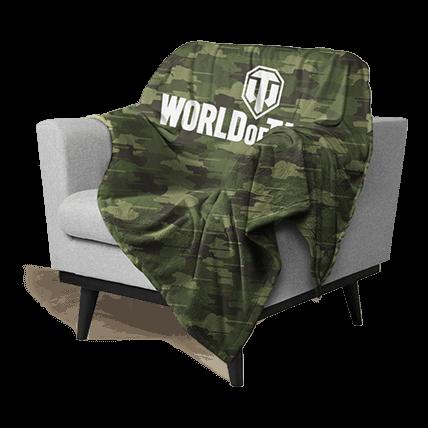 Пледы World of Tanks