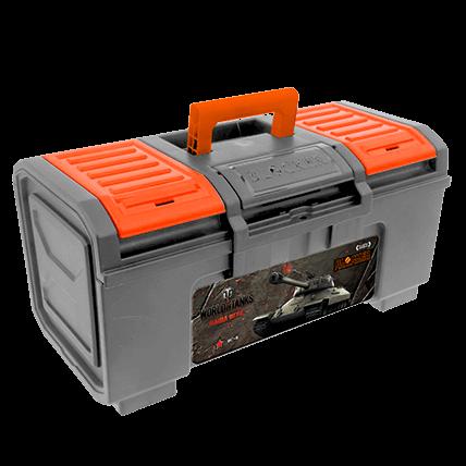 Ящик для инструментов World of Tanks, 48 х 26,8 х 23,6 см