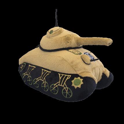 Игрушка плюшевая «Танк M-4» World of Tanks