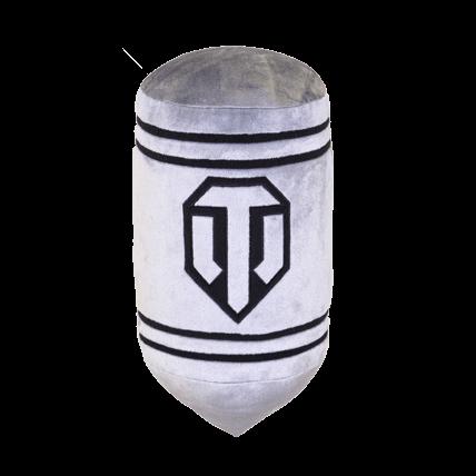 Подушка плюшевая WoT Снаряд