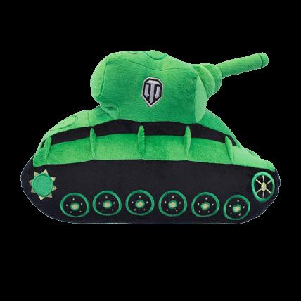 Игрушка плюшевая WoT «КВ-2»