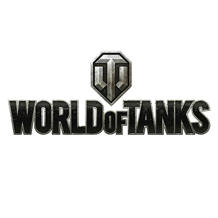 Наклейка «Лого World of Tanks»