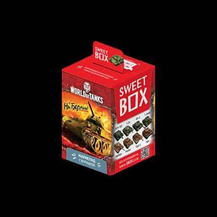 Sweetbox World of Tanks новый
