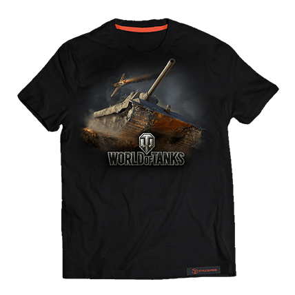 Футболка World of Tanks «Победный рубеж»