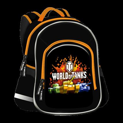 Рюкзак World of Tanks, «Пиксели 1»